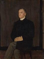 Portret van Augustinus Gerardus Hubertus van Rijckevorsel (1828 - 's-Hertogenbosch - 1891)