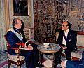 Fernando Vega Santa Gadea con el Rey de España Juan Carlos I.jpg