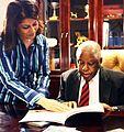 Festus Mogae, Former President of Botswana - TeachAIDS Advisor (13550135684).jpg