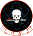 Fighter Squadron 151 (US Navy) insignia c1967.png