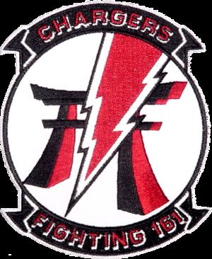 VFA-161 - VFA-161 squadron insignia