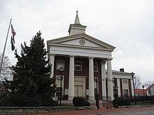 Botetourt County Courthouse