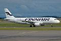 Finnair, OH-LXC, Airbus A320-214 (16430494716).jpg