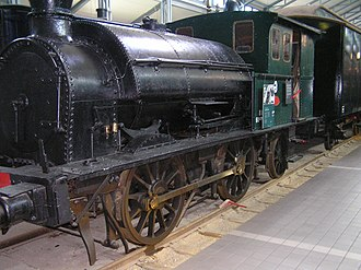 Finnish Steam Locomotive Class B1 - Image: Finnish Steam Locomotive Class B1 2