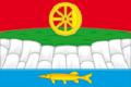 Flag of Krutoyarsky (Krasnoyarsk krai).png