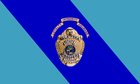 Flag of the Alaska State Troopers.png