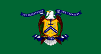 Flag of the U.S. Department of the Treasury