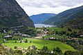 Flam, view from Brekkefossen waterfall - Flam, Norway - panoramio.jpg