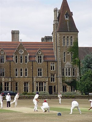 Charterhouse School cover