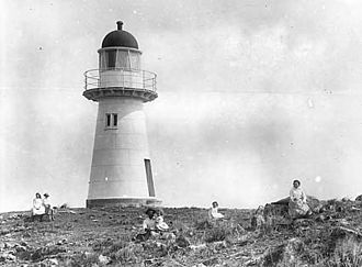 Flat Top Island Light - Flat Top Island Light, 1917