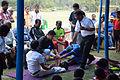 Flexibility Test - Football Workshop - Nisana Foundation - Sagar Sangha Stadium - Baruipur - South 24 Parganas 2016-02-14 1328.JPG