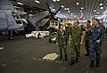 Flickr - Official U.S. Navy Imagery - Japanese soldiers tour USS Bonhomme Richard..jpg