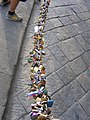 Florence - Love padlocks near Uffizi.jpg