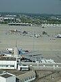 Flughafen München Franz Josef Strauß - Vorfeld 1.JPG