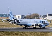 G-FBEH - E190 - Stobart Air