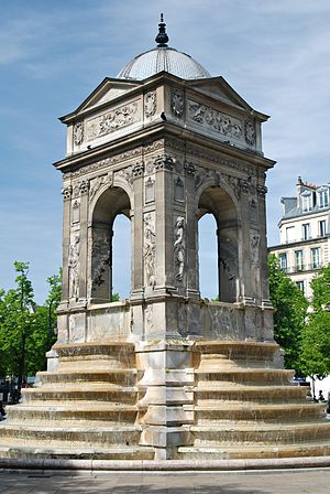 Fontaine des Innocents - Fontaine des Innocents