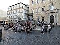 Fontana di Piazza S.Maria in Trastevere - panoramio.jpg