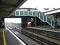Footbridge at Arundel railway station - geograph.org.uk - 1639688.jpg