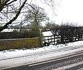 Footpath to Hogbrook Farm - geograph.org.uk - 1657068.jpg