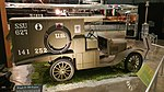 Ford Model T Ambulance on display in the Early Years Gallery at the National Museum of the United States Air Force.JPG