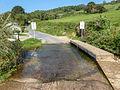 Ford and Bridge, Branscombe Mouth, Branscombe, Devon (geograph 4180996).jpg