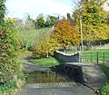 Ford at Lower Harford in autumn - geograph.org.uk - 1556319.jpg