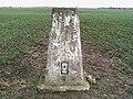 Fordoles Trig Point - geograph.org.uk - 447381.jpg