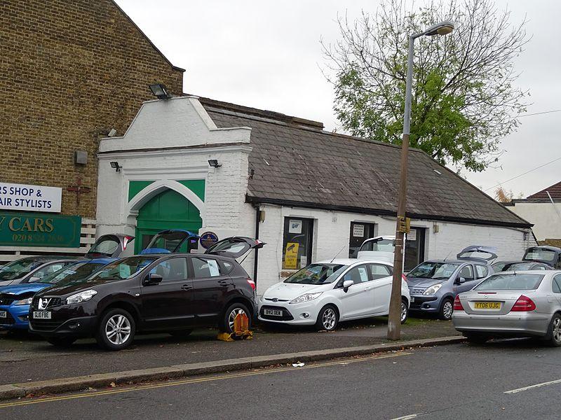 File:Former Chingford Fire Station - 2 Kings Road Chingford London E4 7EY.jpg