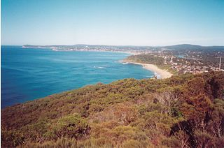 Forresters Beach, New South Wales Suburb of Central Coast, New South Wales, Australia