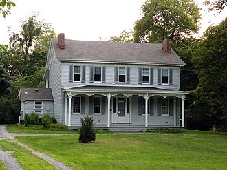 Carnegie, Pennsylvania - Image: Forsythe Home