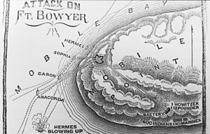 Fort Bowyer - Image: Fort Bowyer