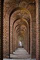 Fort Jefferson Archways (6022657982).jpg