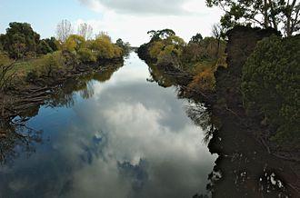 Forth River (Tasmania) - Forth River at Forth.