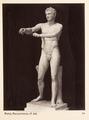 Fotografi. Apoxyomenos. M. Vat. Rom, Italien - Hallwylska museet - 104738.tif