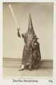 Fotografi av Sevilla. Nazareno - Hallwylska museet - 104801.tif