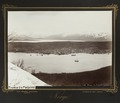 Fotografi av Tromsö från Flöifjeldet. Norge - Hallwylska museet - 105831.tif