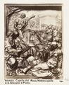 Fotografi från Santi Giovanni e Paolo, Venedig - Hallwylska museet - 107366.tif
