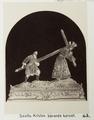 Fotografi från Sevilla. (Simón el Cireneo ayuda al Salvador á llevar la Cruz. P. Salvador - Hallwylska museet - 104810.tif
