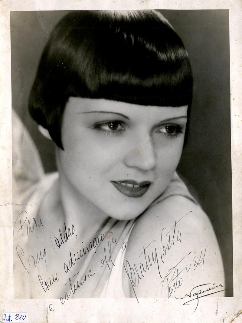 Fotografia de Beatriz Costa, com dedicatória a António Cruz Caldas (Porto, 1934).png