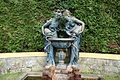 Fountain in Garden Palácio de Cristal.JPG