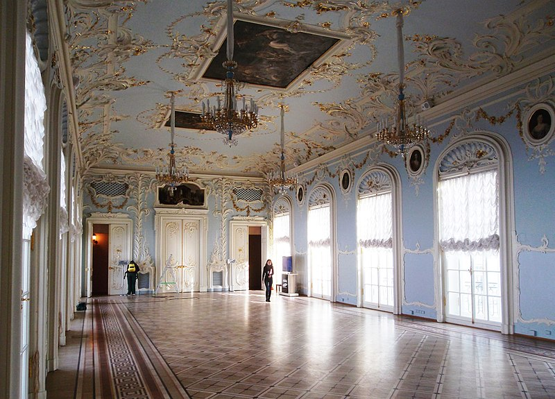 Foyer of the Hermitage Theatre.JPG