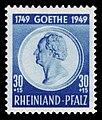 Fr. Zone Rheinland-Pfalz 1949 48 Johann Wolfgang von Goethe.jpg