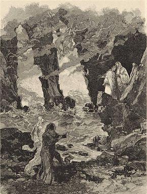 Françoise de Rimini von Ambroise Thomas, Illustration des Prologs aus Le théâtre illustré.jpg