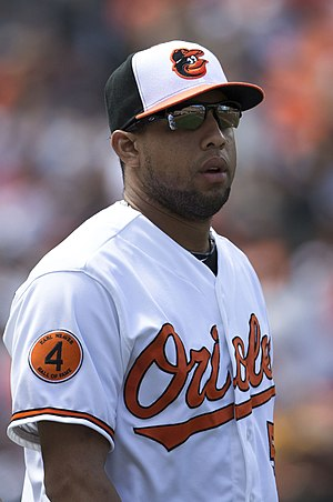 Francisco Rodríguez (Venezuelan pitcher) - Rodríguez with the Baltimore Orioles in 2013