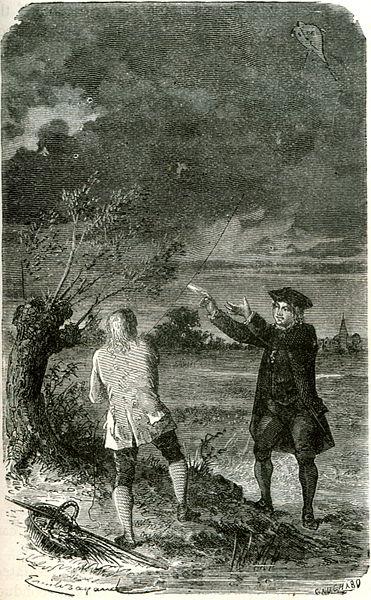 File:Franklin lightning engraving.jpg