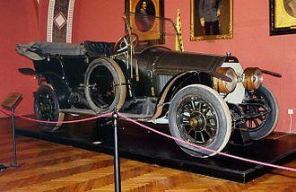 Gräf & Stift - Image: Franz Ferdinand Automobile AB