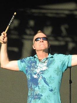 Fred Schneider American singer