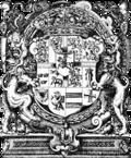 Frederik den Andens våben - Lauterbach 1592.png