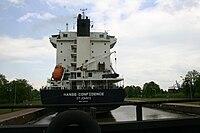 FreighterSeaLocksEmden.JPG