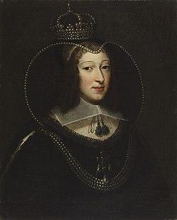 French School - Christine of France, Duchess of Savoy.jpg